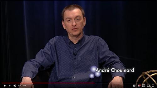 Témoignage de M. André Chouinard!